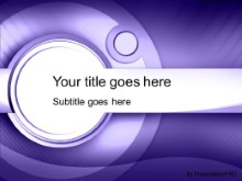 Download mechanical purple PowerPoint Template and other software plugins for Microsoft PowerPoint