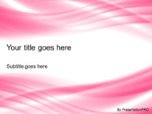Download ripple glow pink PowerPoint Template and other software plugins for Microsoft PowerPoint