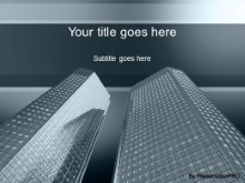 Download building 05 gray PowerPoint Template and other software plugins for Microsoft PowerPoint