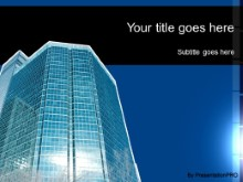 Download building 06 PowerPoint Template and other software plugins for Microsoft PowerPoint