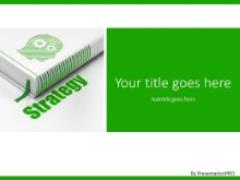 Book Strategy PPT PowerPoint Template Background