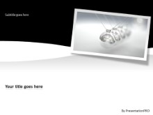 Keeping The Momentum PPT PowerPoint Template Background