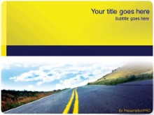 PowerPoint Templates - Road Less Traveled