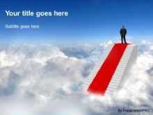 PowerPoint Templates - Top Of The World