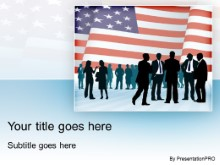 Download american business PowerPoint Template and other software plugins for Microsoft PowerPoint