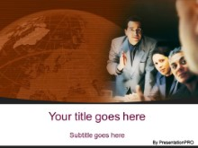 Download consulting group orange PowerPoint Template and other software plugins for Microsoft PowerPoint