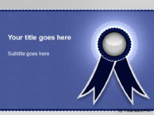 Download contest ribbon PowerPoint Template and other software plugins for Microsoft PowerPoint