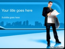 Download going to work PowerPoint Template and other software plugins for Microsoft PowerPoint