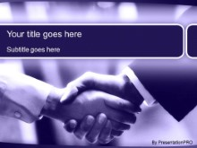Download hello2 purple PowerPoint Template and other software plugins for Microsoft PowerPoint
