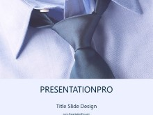 Download shirt tie PowerPoint Template and other software plugins for Microsoft PowerPoint