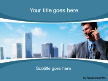Download wireless in the city PowerPoint Template and other software plugins for Microsoft PowerPoint