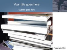 PowerPoint Templates - Piled High