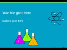 Download science class PowerPoint Template and other software plugins for Microsoft PowerPoint