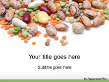 Download legume mix PowerPoint Template and other software plugins for Microsoft PowerPoint
