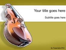 Download violin PowerPoint Template and other software plugins for Microsoft PowerPoint