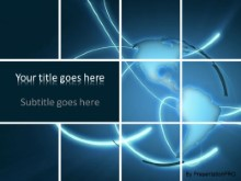 Global 0022 2 PPT PowerPoint Template Background