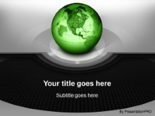 Download globular circles green PowerPoint Template and other software plugins for Microsoft PowerPoint