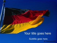 Download germany PowerPoint Template and other software plugins for Microsoft PowerPoint