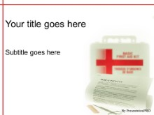 Download first aid PowerPoint Template and other software plugins for Microsoft PowerPoint