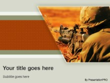 Download sniper PowerPoint Template and other software plugins for Microsoft PowerPoint
