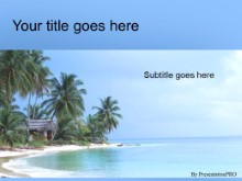 Download island life PowerPoint Template and other software plugins for Microsoft PowerPoint