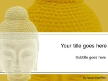 Download buddha head PowerPoint Template and other software plugins for Microsoft PowerPoint