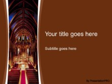 Download cathedral 02 PowerPoint Template and other software plugins for Microsoft PowerPoint