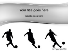Download soccer stunts gray PowerPoint Template and other software plugins for Microsoft PowerPoint