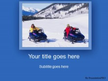 Download winter fun PowerPoint Template and other software plugins for Microsoft PowerPoint