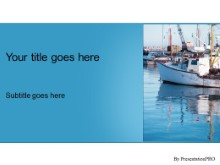 Download harbour PowerPoint Template and other software plugins for Microsoft PowerPoint