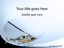 Download helicopter PowerPoint Template and other software plugins for Microsoft PowerPoint