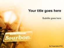 Download bourbon o PowerPoint Template and other software plugins for Microsoft PowerPoint