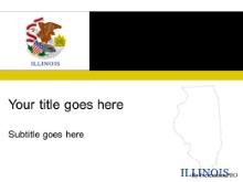 Download illinois PowerPoint Template and other software plugins for Microsoft PowerPoint
