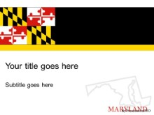Download maryland PowerPoint Template and other software plugins for Microsoft PowerPoint