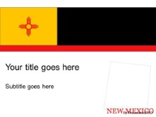 Download new mexico PowerPoint Template and other software plugins for Microsoft PowerPoint