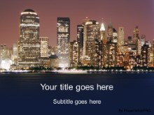 Download new york city PowerPoint Template and other software plugins for Microsoft PowerPoint