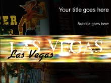 Download vegas PowerPoint Template and other software plugins for Microsoft PowerPoint