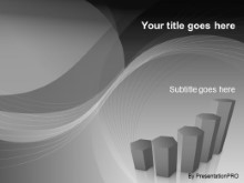 Download graph gray PowerPoint Template and other software plugins for Microsoft PowerPoint