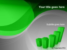 Download graph green PowerPoint Template and other software plugins for Microsoft PowerPoint