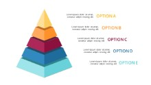 PowerPoint Infographic - Pyramid 5