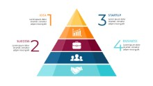 PowerPoint Infographic - Pyramid 5 02