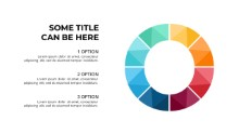 PowerPoint Infographic - SWOT 03 O