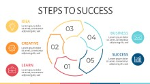 PowerPoint Infographic - Steps 2