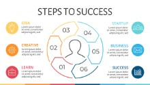 PowerPoint Infographic - Steps 3