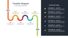 PowerPoint Infographic - Achieved Goals 035