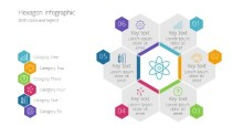 Hexagon Grid Infographic