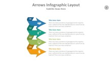 PowerPoint Infographic - Arrows 002