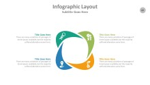 PowerPoint Infographic - Cycles 087