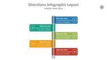 PowerPoint Infographic - Direction 075