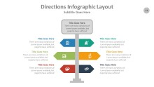 PowerPoint Infographic - Direction 077
